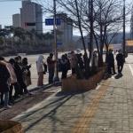 """""""원주 전파도 시간문제"""" 시민 불안감 고조"""