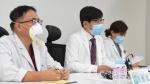 강원대병원 코로나19 확진자 치료 브리핑