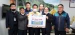 홍천 곡산조합·특수미연구회 쌀 전달