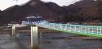 평창강 생태하천 조성사업 내달 조기 완공