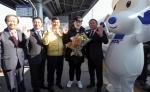 KTX 동해선 첫 운행, 영동남부권 시대 개막
