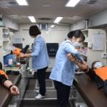정선소방서 헌혈