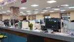 홍천군 코로나 예방 민원창구 가림막 설치