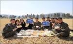 36보병사단 지역식당 이용 동참