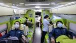 평창경찰서 단체 헌혈