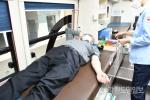 태백경찰서 코로나19 혈액수급 극복 헌혈행사