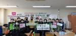 홍천자원봉사센터 안심마스크 7000매 제작 배부