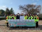 강원북부하나센터 감염 취약계층 마스크 전달