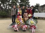 횡성평화의소녀상 건립 1주년 기념식