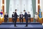 문 대통령, 김사열 국가균형발전위원장 등 신임 정부위원 위촉