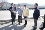 조인묵 군수 양구읍 현장 점검