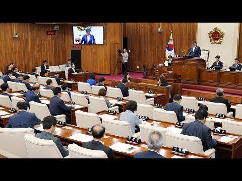 [생중계] 제265회 강원도의회 도정질문
