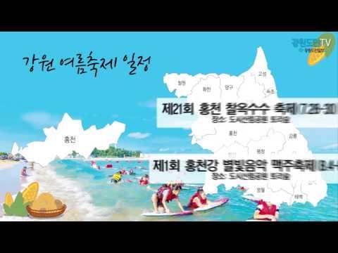 """""""무더위야 가라""""… 여름축제 본격 개막"""