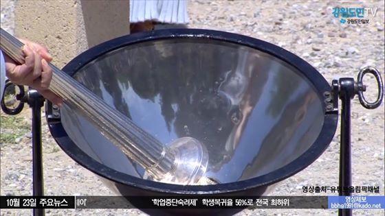 평창올림픽 24일 그리스서 채화...박지성 국내 첫 주자