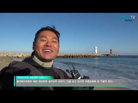 [영상매거진 OFF] 겨울바다 즐기는 젊은 서퍼들의 열정