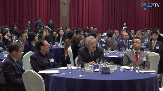 강원 경제인, '성공적인 올림픽과 경제 활성화 방안'모색