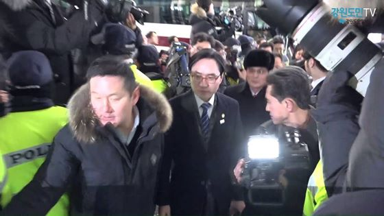 北 선발대 방남 이틀째…강릉이어 평창 점검