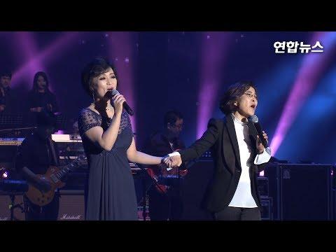 평양 남북합동공연 '감동의 무대'