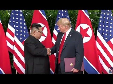북미정상회담, 본격평화시대 열까