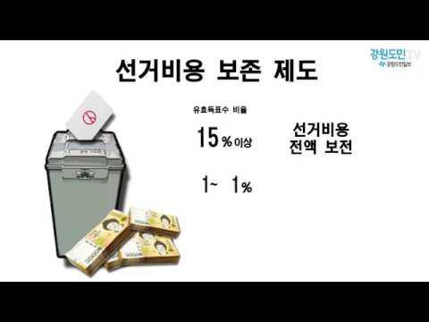 선거비용 보전대상 제외 5명 중 1명꼴