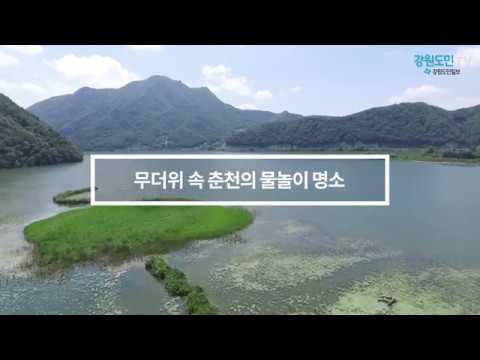 '더위탈출' 춘천 물놀이 명소