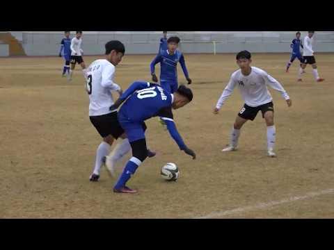 아리스포츠컵 국제유소년 축구대회 첫 예선경기