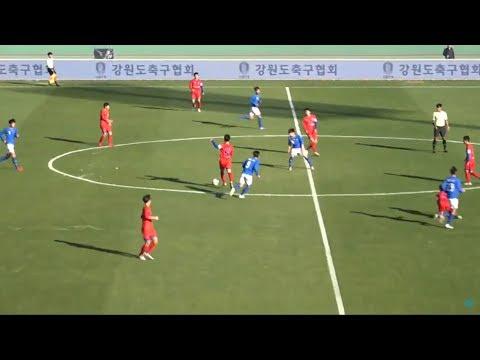 [생중계] 아리스포츠컵 국제유소년축구대회 결승