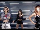 포미닛, 일본 싱글 '레디고' 뮤직비디오