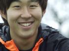 손흥민, 현란한 개인기