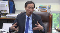 우상호 더불어민주당 원내대표 인터뷰