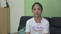 리우올림픽 기계체조 이은주 선수 인터뷰